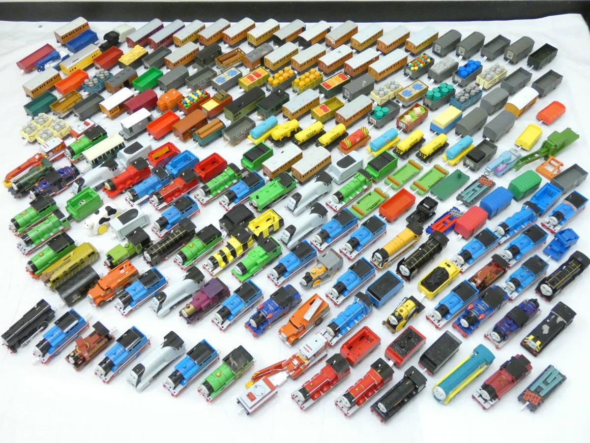 U1304/【1円スタート】プラレール トーマス 車両 ジャンク 大量 処分 200台