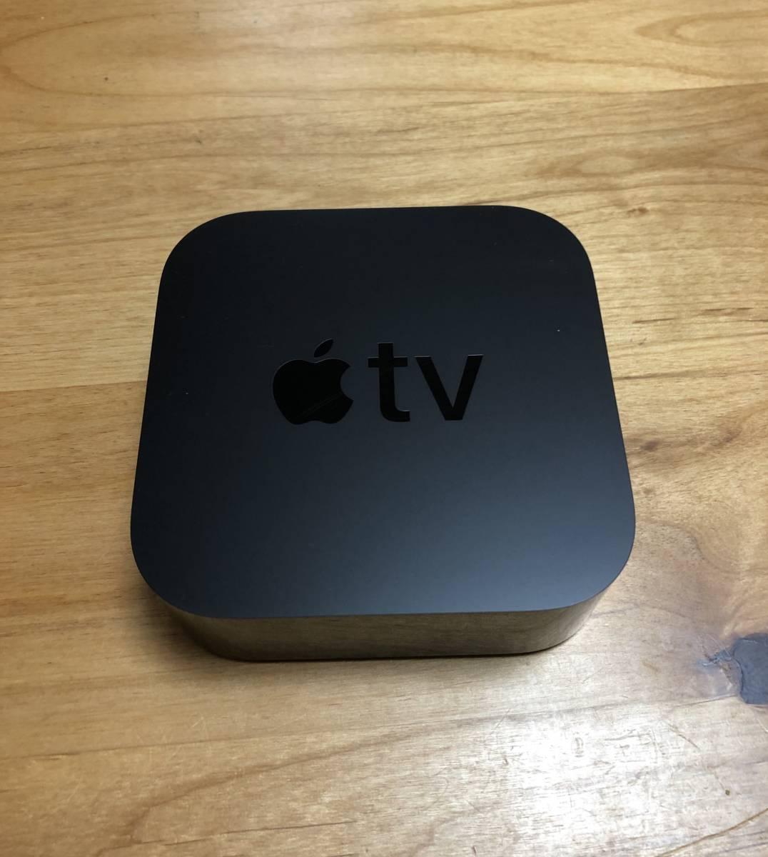 Apple TV (第4世代) 32GB MR912J/A(中古美品)_画像3