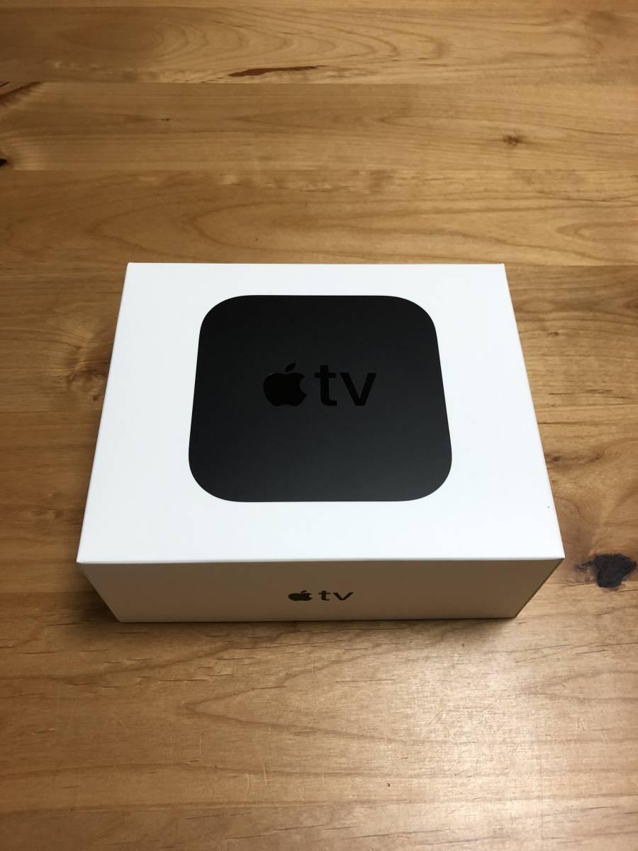 Apple TV (第4世代) 32GB MR912J/A(中古美品)