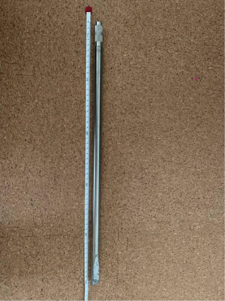 石鯛 チタン+カーボン竿受け、チタンピトン50cm_画像7