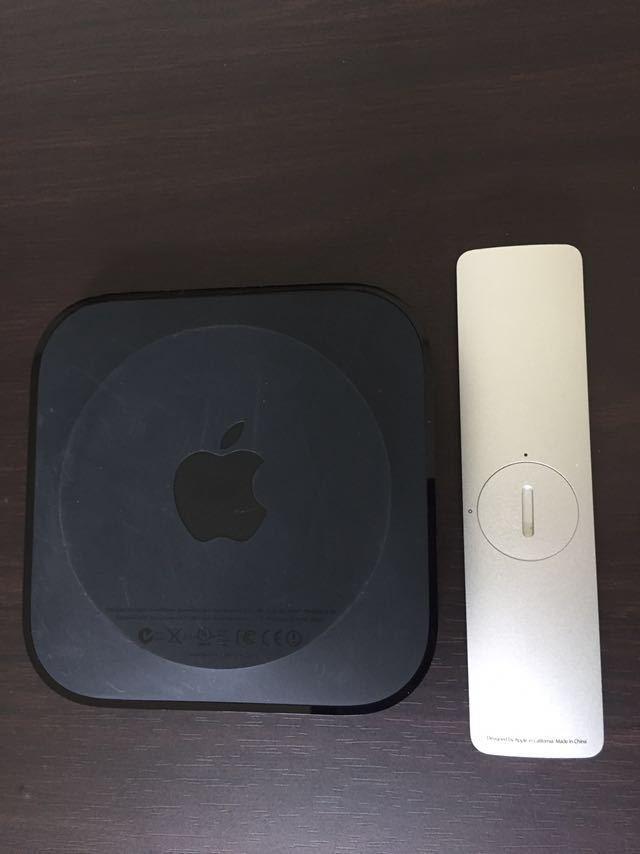 Apple TV 第3世代 A1427 動作確認済み_画像3