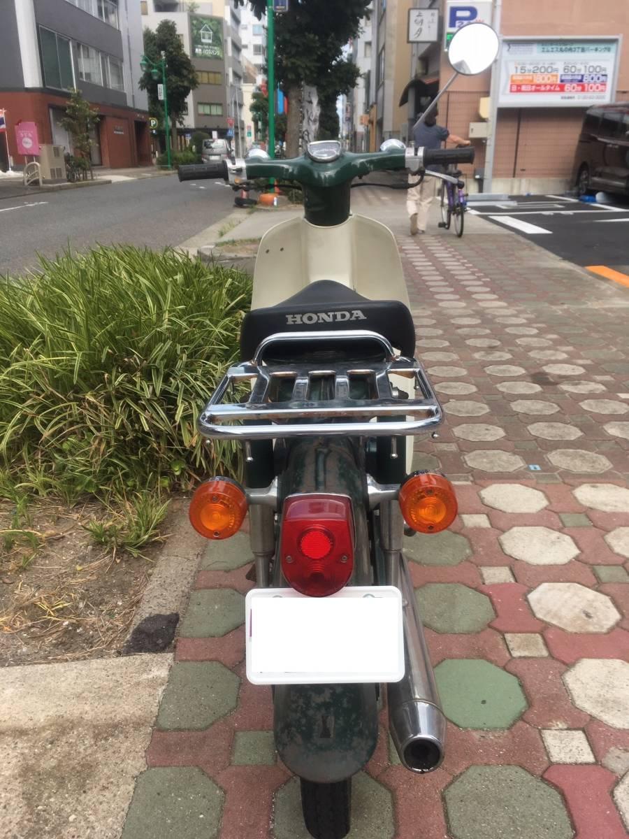 HONDA スーパーカブ C50 6V 実働車 売り切り 愛知発_画像2