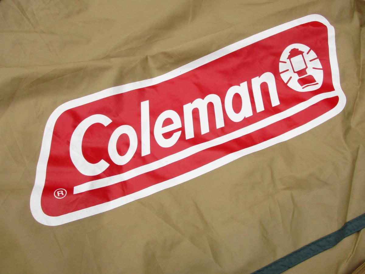 ☆Coleman コールマン トンネルコネクトドーム325 170T15900R キャンプ テント タープ 1601C☆_画像4