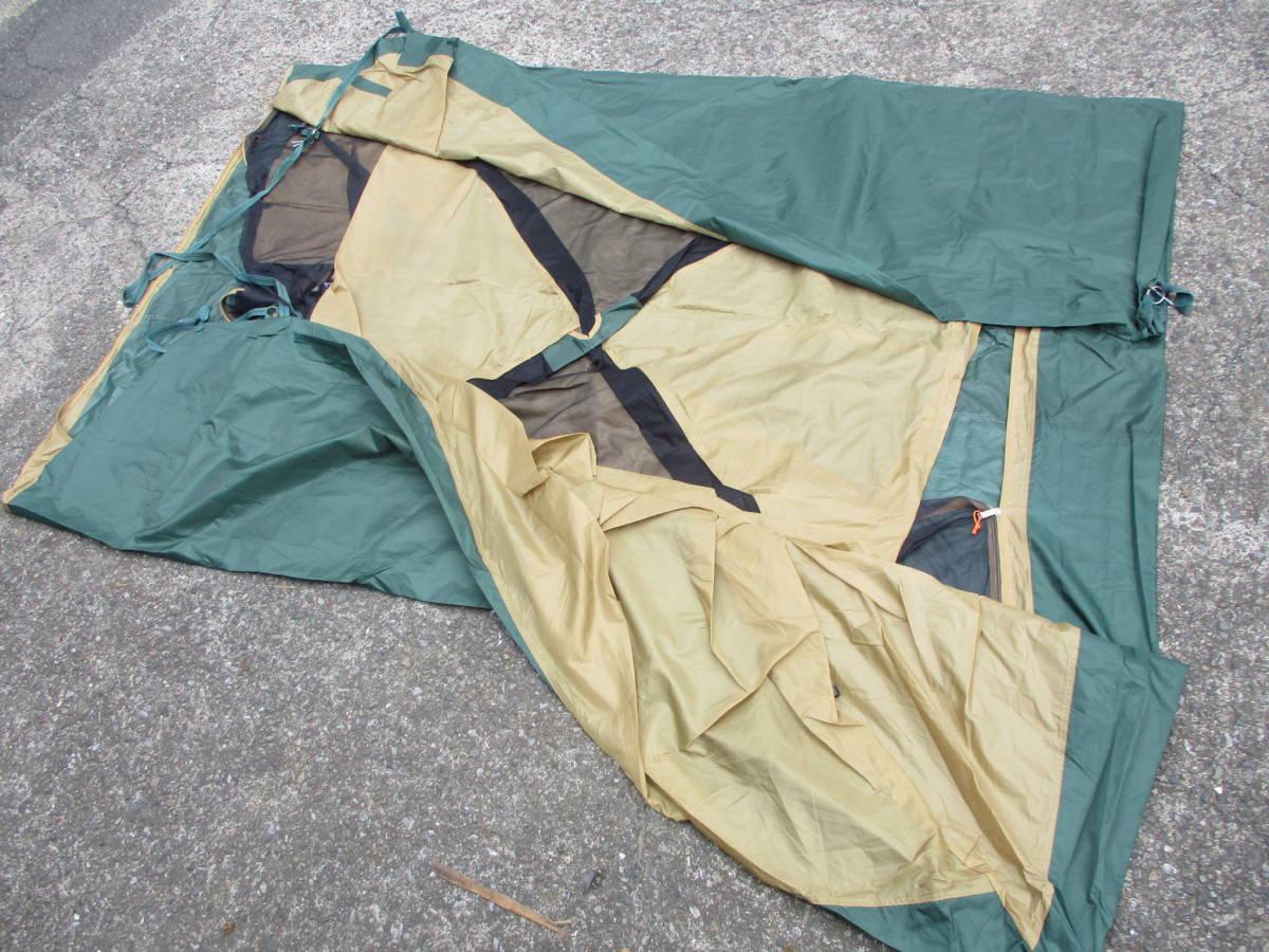 ☆Coleman コールマン トンネルコネクトドーム325 170T15900R キャンプ テント タープ 1601C☆_画像2