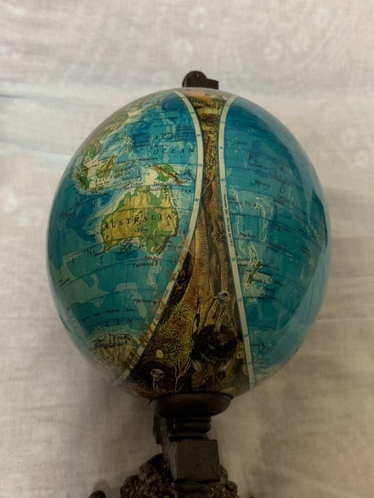 ◆アンティーク 地球儀◆4117_画像6