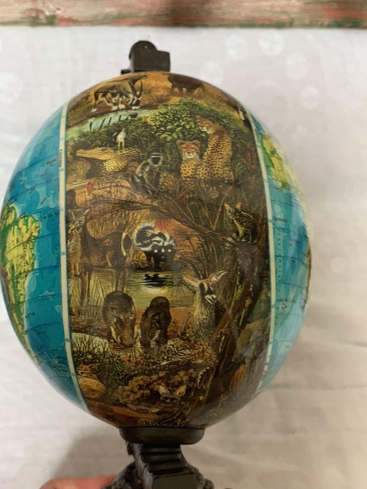 ◆アンティーク 地球儀◆4117_画像5