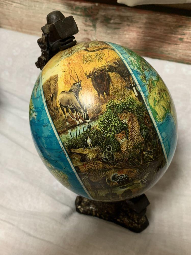 ◆アンティーク 地球儀◆4117_画像3