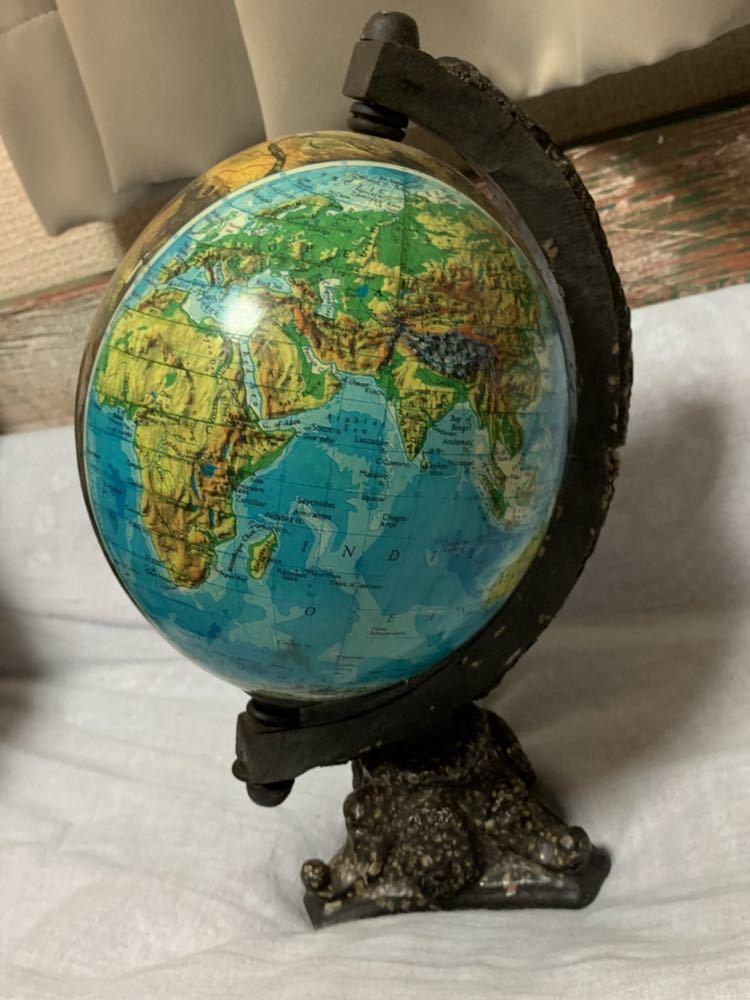 ◆アンティーク 地球儀◆4117_画像4