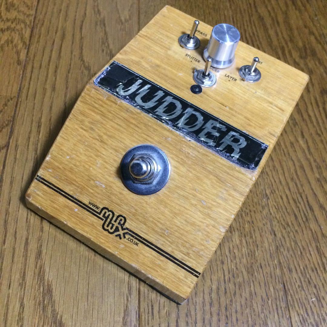 mwfx Judder 初期型 グリッチ サンプラー ルーパー