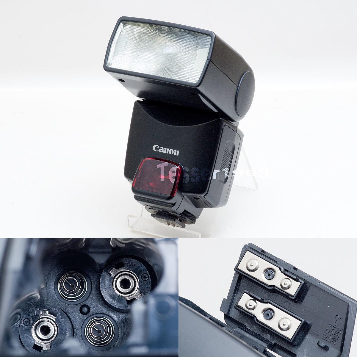 Canon SPEEDLITE 380EX デジタル・フィルム対応 動作OK (管理番号0803)