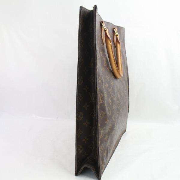 1円~ ルイヴィトン  LOUIS VUITTON モノグラム サックプラ ★ ハンドバッグ ビジネスバッグ 書類鞄 正規品 5083す_画像4