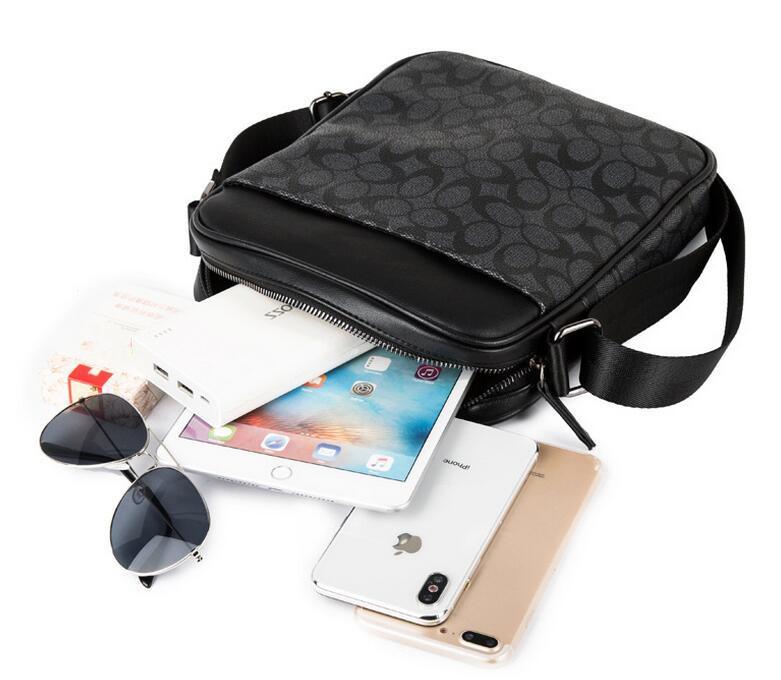 高品質綺麗 ショルダーバッグ 男性用鞄メンズ ビジネスバッグ ウエストポーチ メンズバッグ斜め掛けのカバン多機能 通勤 出張 人気美品O-DK_画像7