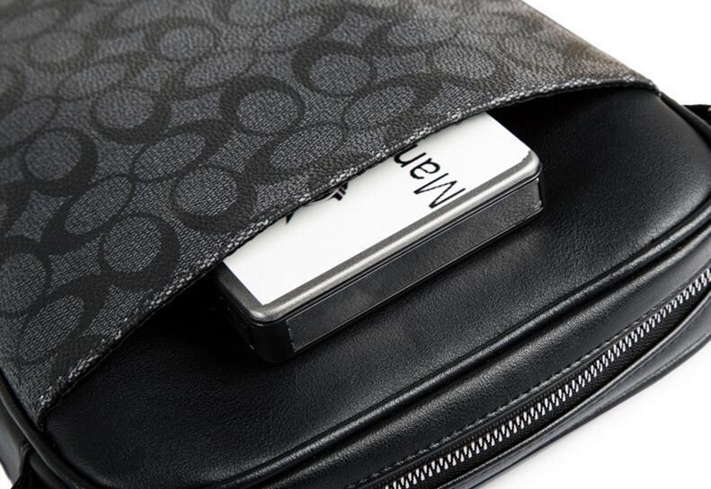 高品質綺麗 ショルダーバッグ 男性用鞄メンズ ビジネスバッグ ウエストポーチ メンズバッグ斜め掛けのカバン多機能 通勤 出張 人気美品O-DK_画像6