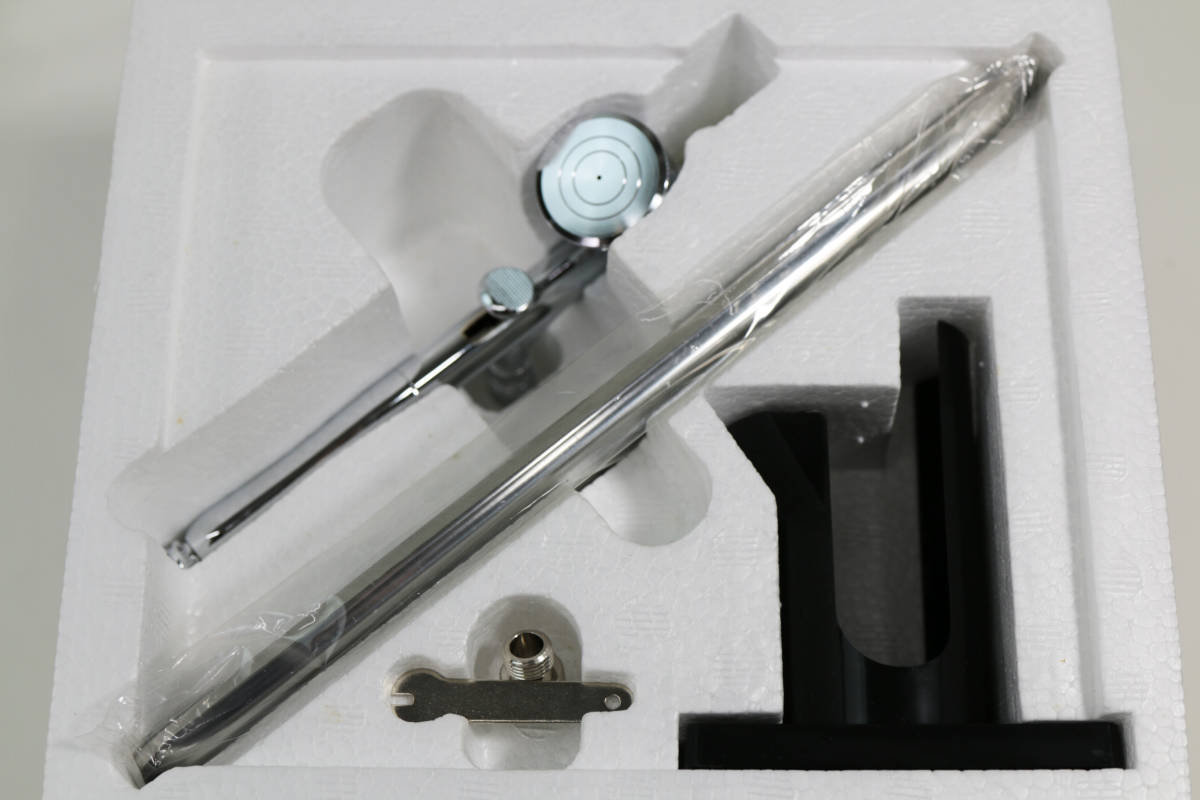 ★未使用保管品 GSIクレオス エアブラシ塗装システム PS301 Mr.リニアコンプレッサー/エアブラシセット MR.HOBBY_画像7