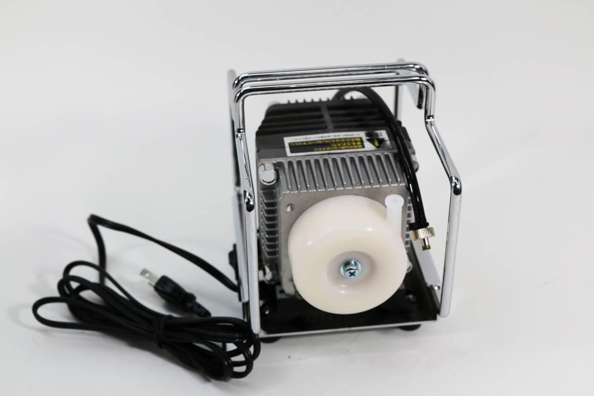 ★未使用保管品 GSIクレオス エアブラシ塗装システム PS301 Mr.リニアコンプレッサー/エアブラシセット MR.HOBBY_画像5
