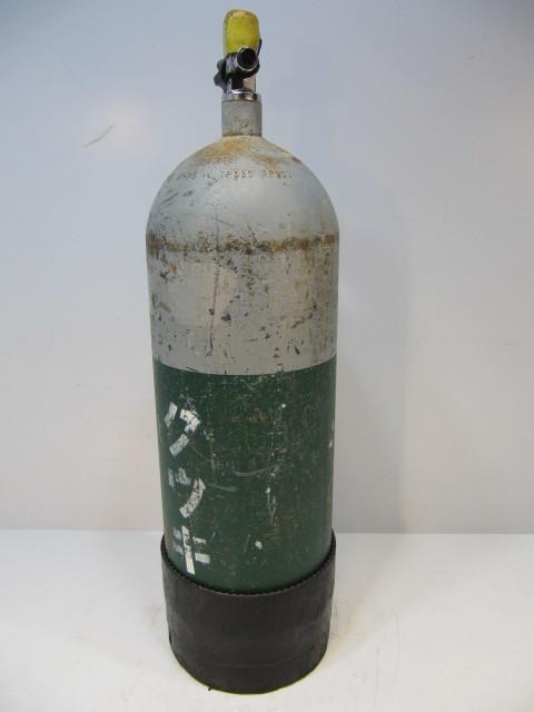アクアラング AQUA-LUNG 200 CYLINDER クウキ 酸素ボンベ スキューバ ダイビング エアタンク 空気 タンク 海_画像3