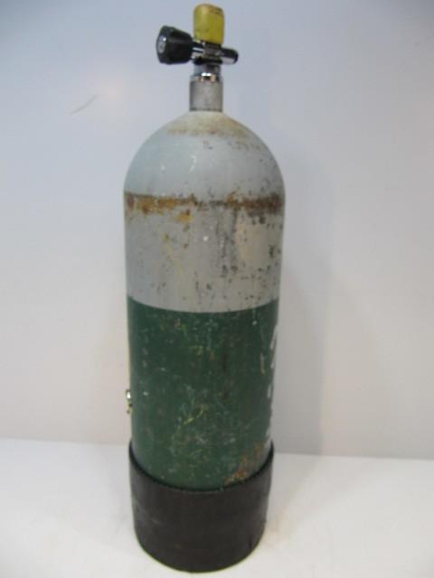 アクアラング AQUA-LUNG 200 CYLINDER クウキ 酸素ボンベ スキューバ ダイビング エアタンク 空気 タンク 海_画像2