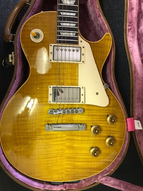 Gibson Custom Shop Les Paul 1959 _画像2