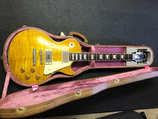 Gibson Custom Shop Les Paul 1959