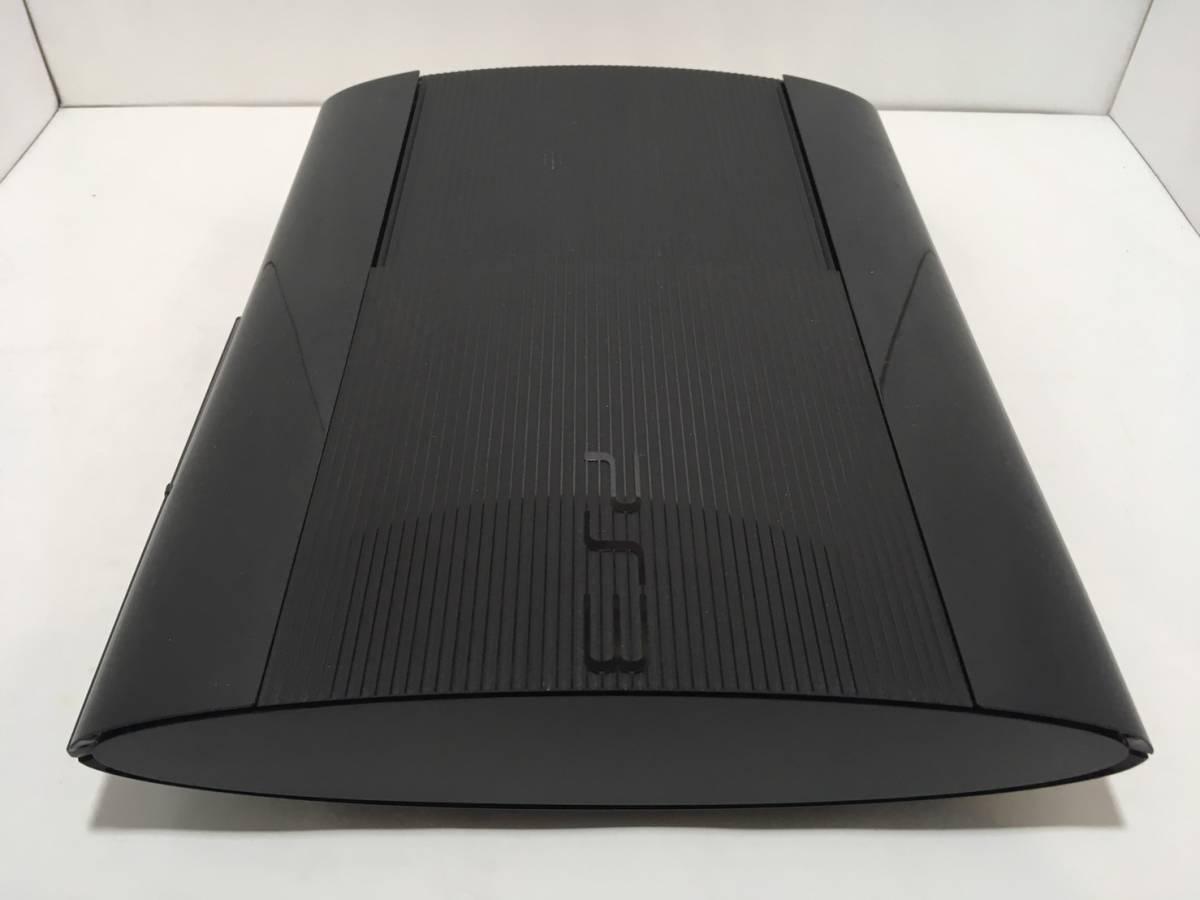 ★PS3 本体 CECH-4000C 500GB FW4.84【動作良好 封印あり 大容量】SONY プレステ3 PlayStation3★_画像4