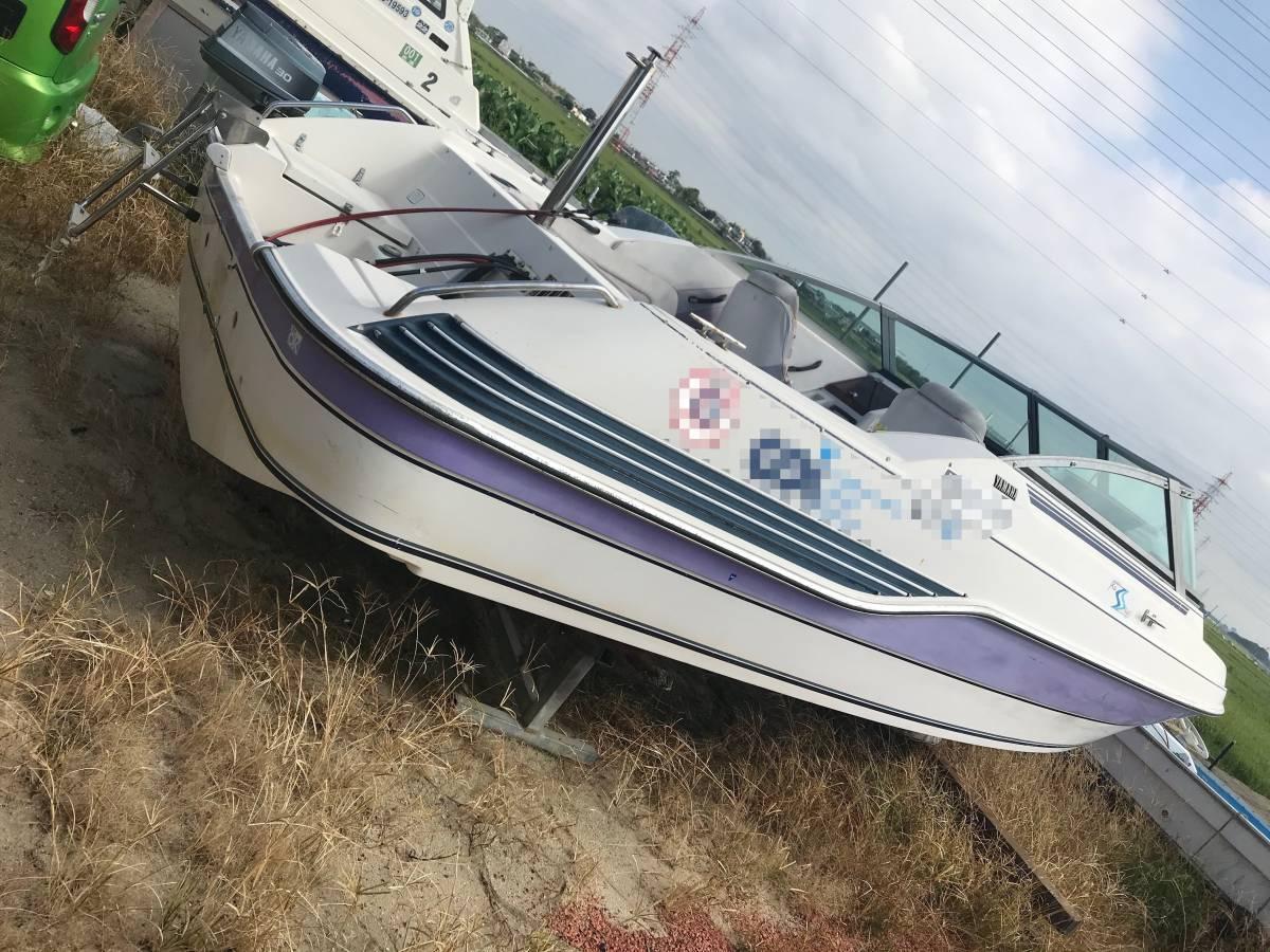 ヤマハ スポーツボート 現状_画像3