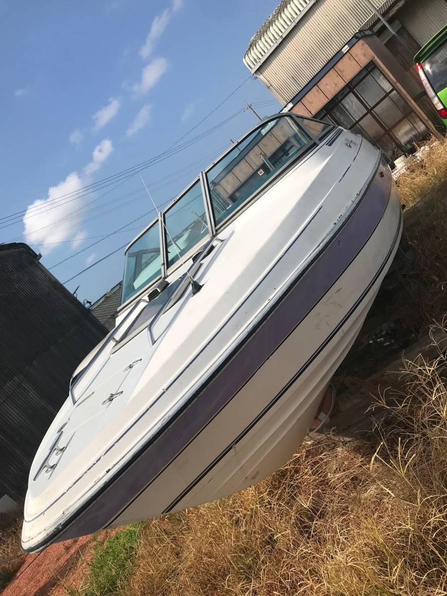 ヤマハ スポーツボート 現状_画像2
