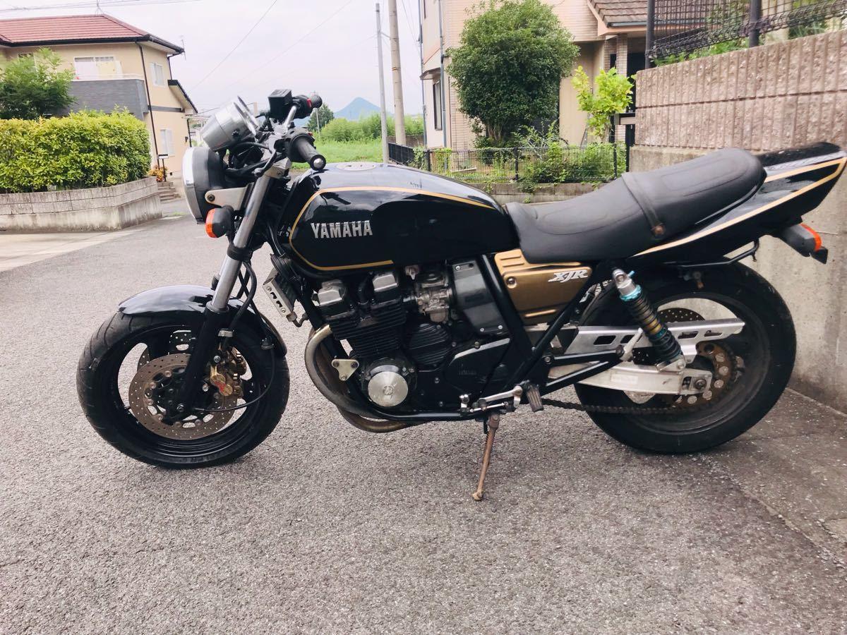「ヤマハ XJR400 4HM」の画像1