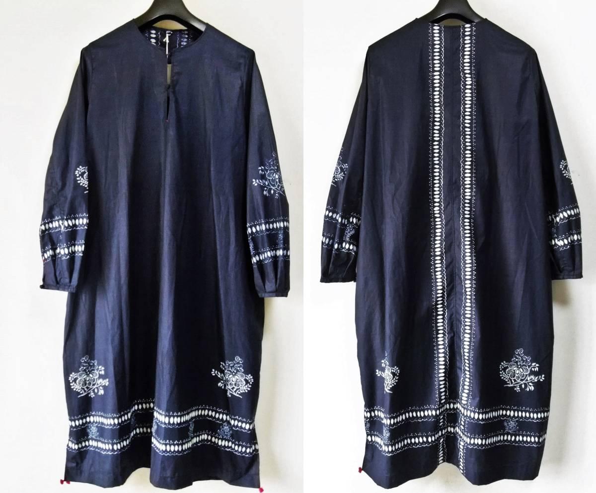 45R(45rpm)インディゴ染 タペットコーティングのドレス0/ワンピ・イレギュラー品_画像2