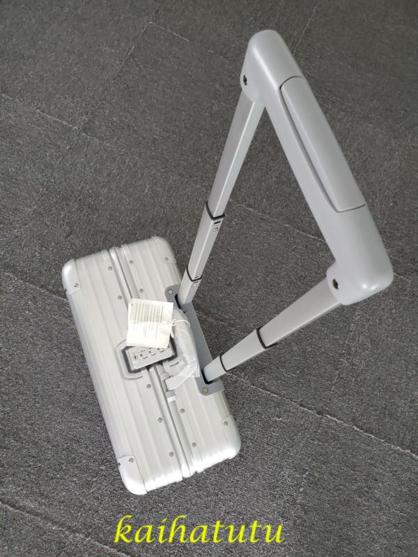 最高品質!※EU基準※アルミニウム合金100%・軽量/静音・TSAロック搭載スーツケース・キャリーケース※機内持ち込可 /18インチ