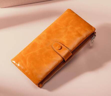 19A057長財布 財布 レディース 本革 レザー 実物写真 人気 素敵 気質よい 通勤 出張 旅行 高級感