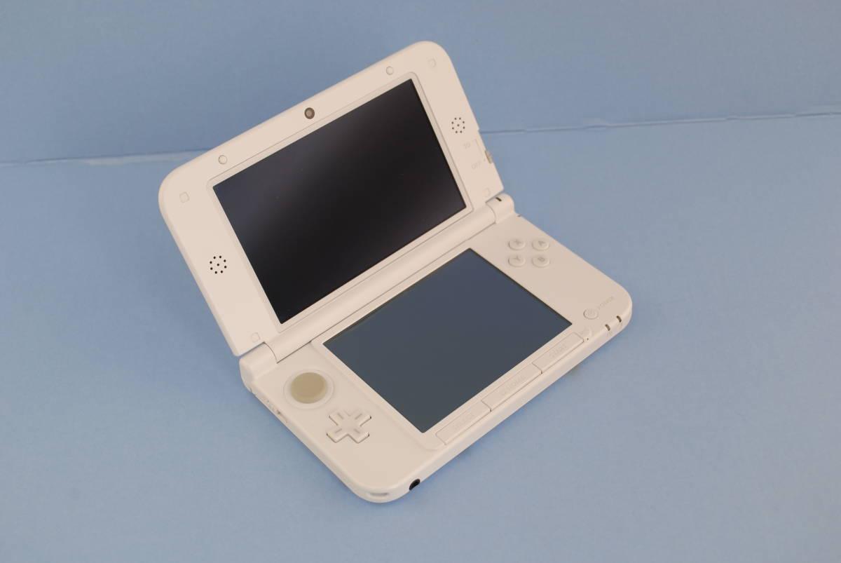 (4730)【3DS】3DSLL本体 とびだせ どうぶつの森パック (※ダウンロード版ソフト欠品) 中古品_画像2