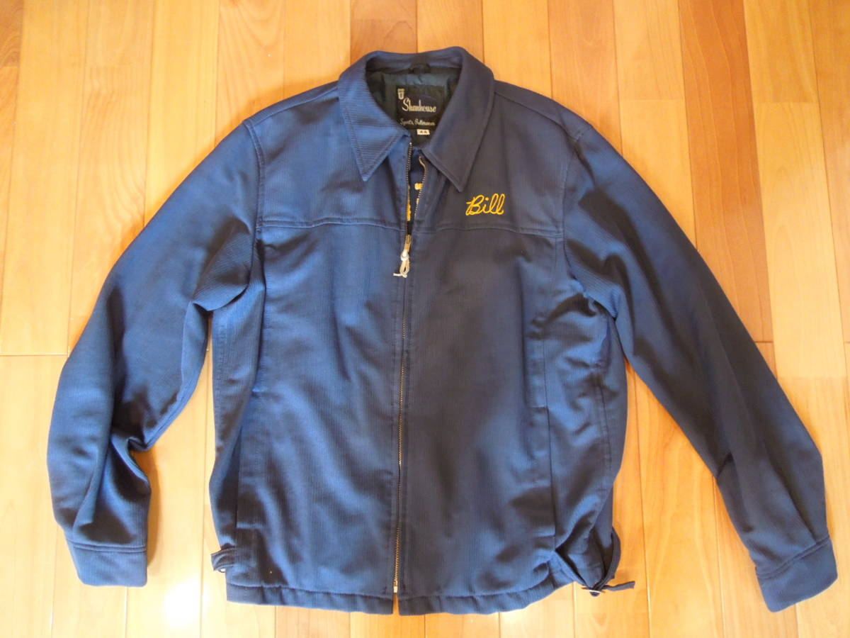 Shanhouse Sports,Outerwear 70's ヴィンテージ スイングトップ XL(44)_画像1