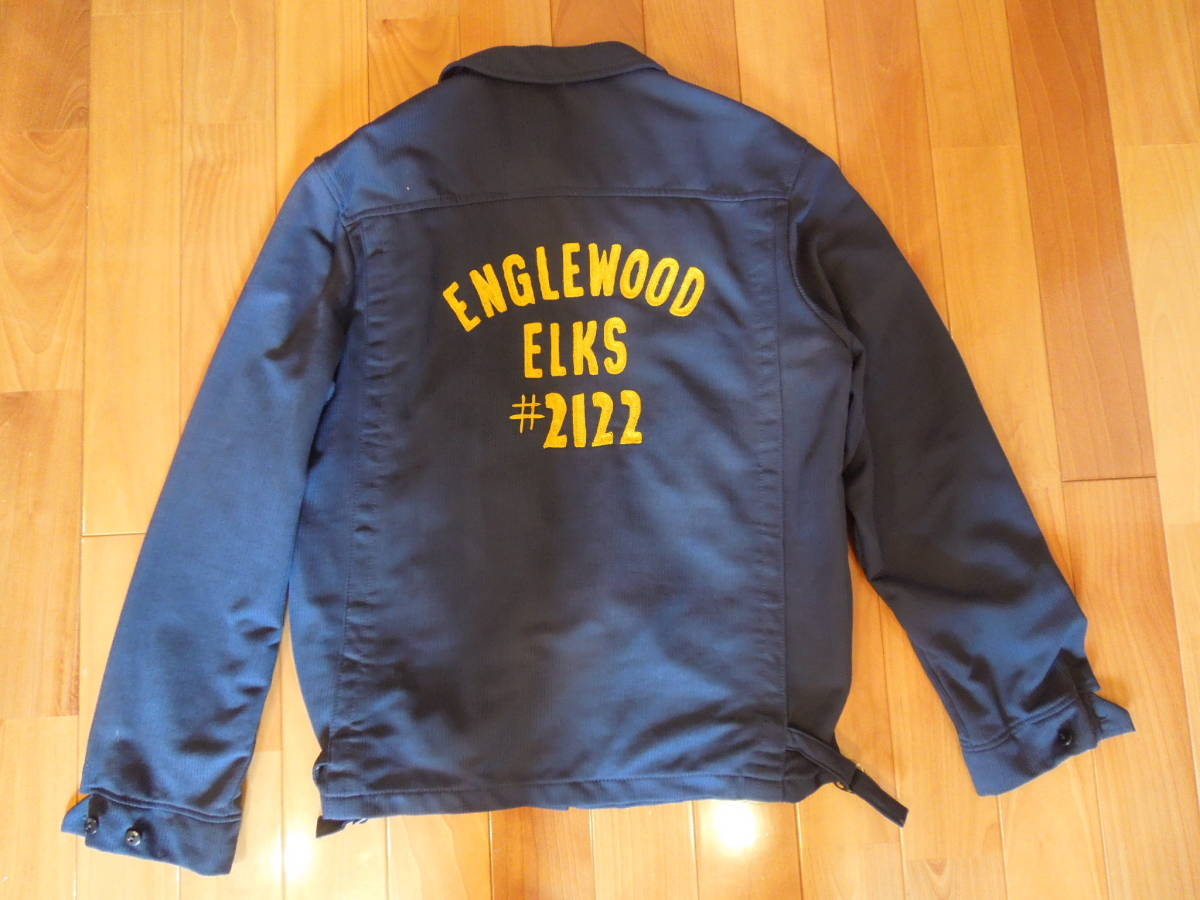 Shanhouse Sports,Outerwear 70's ヴィンテージ スイングトップ XL(44)_画像2