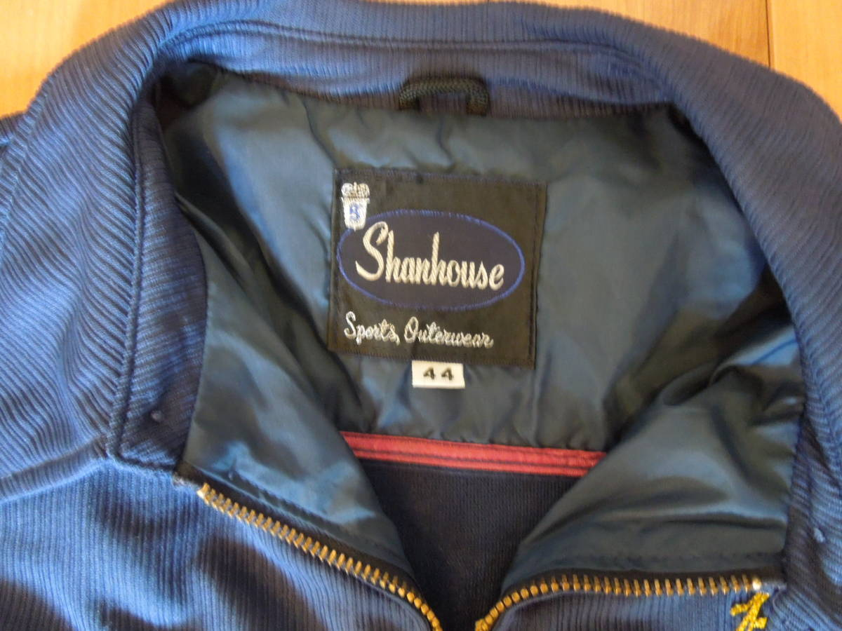 Shanhouse Sports,Outerwear 70's ヴィンテージ スイングトップ XL(44)_画像3