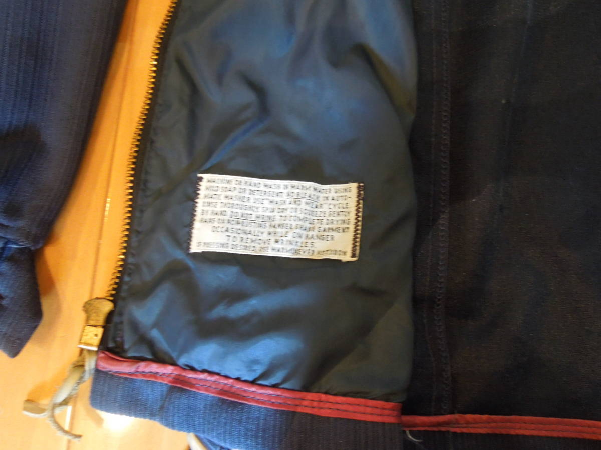 Shanhouse Sports,Outerwear 70's ヴィンテージ スイングトップ XL(44)_画像6