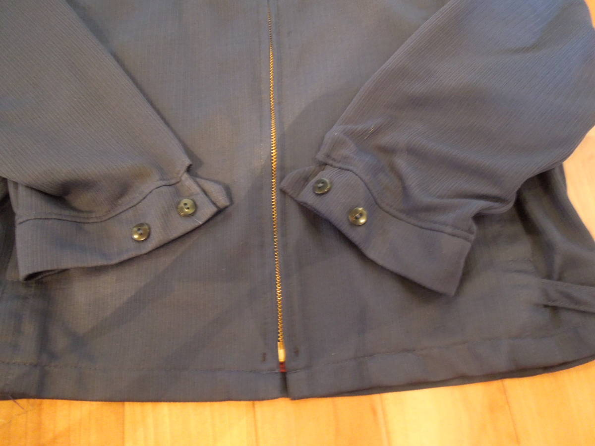 Shanhouse Sports,Outerwear 70's ヴィンテージ スイングトップ XL(44)_画像7