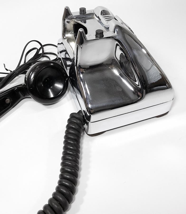 【実働】U.S.A. アンティーク電話機/ビンテージ/デスクランプ/照明/ドア/店舗什器/Gras/ドアノブ/モダン/ドイツ/バウハウス/家具/ソファー_画像5