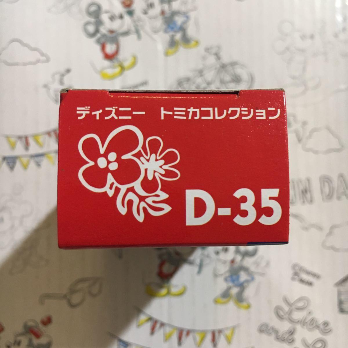 D-35 DAIHATSU ダイハツ ムーヴカスタム スティッチ Disney ディズニー トミカ コレクション Stitch LILO Move スクランプ ムーブ_画像4