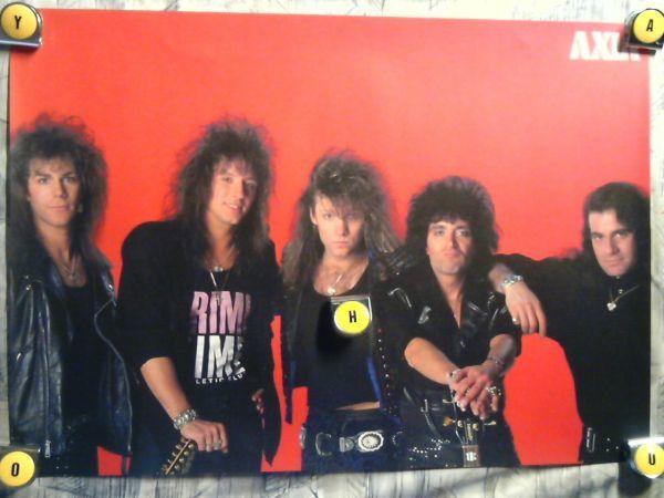 p5【ポスター/B-2-515x728】ボン・ジョヴィ-Bon Jovi/AXIA販促用非売品A_画像1
