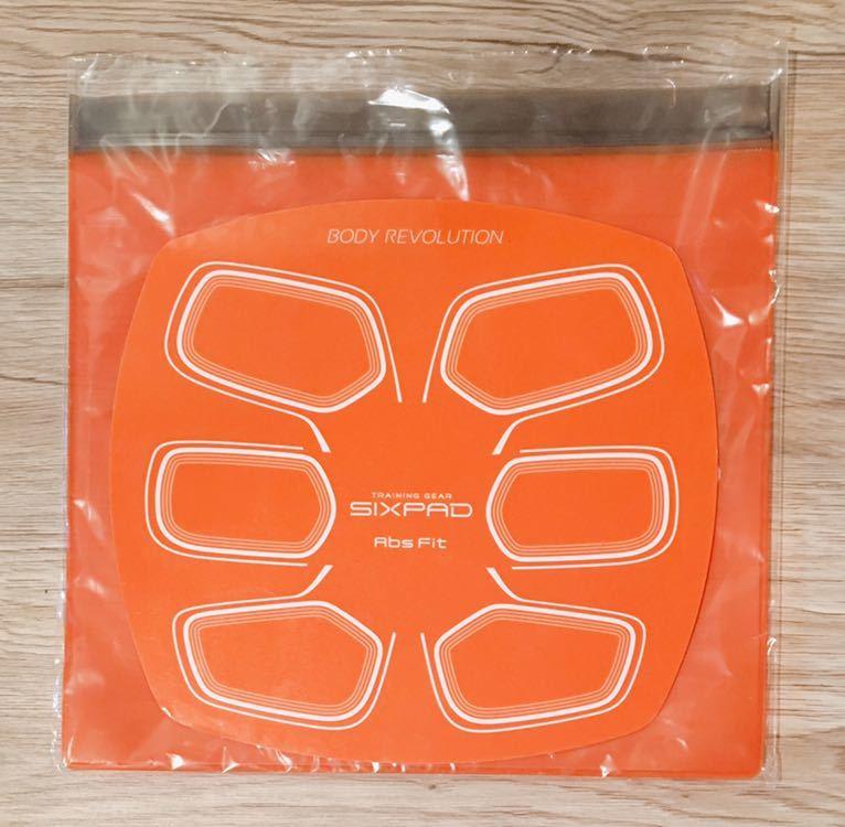 純正新品ジェルシート付 Sixpad アブズフィット2 シックスパッド Absfit 2 充電式 ボディフィット 腹筋 領収書発行可MTG _画像6