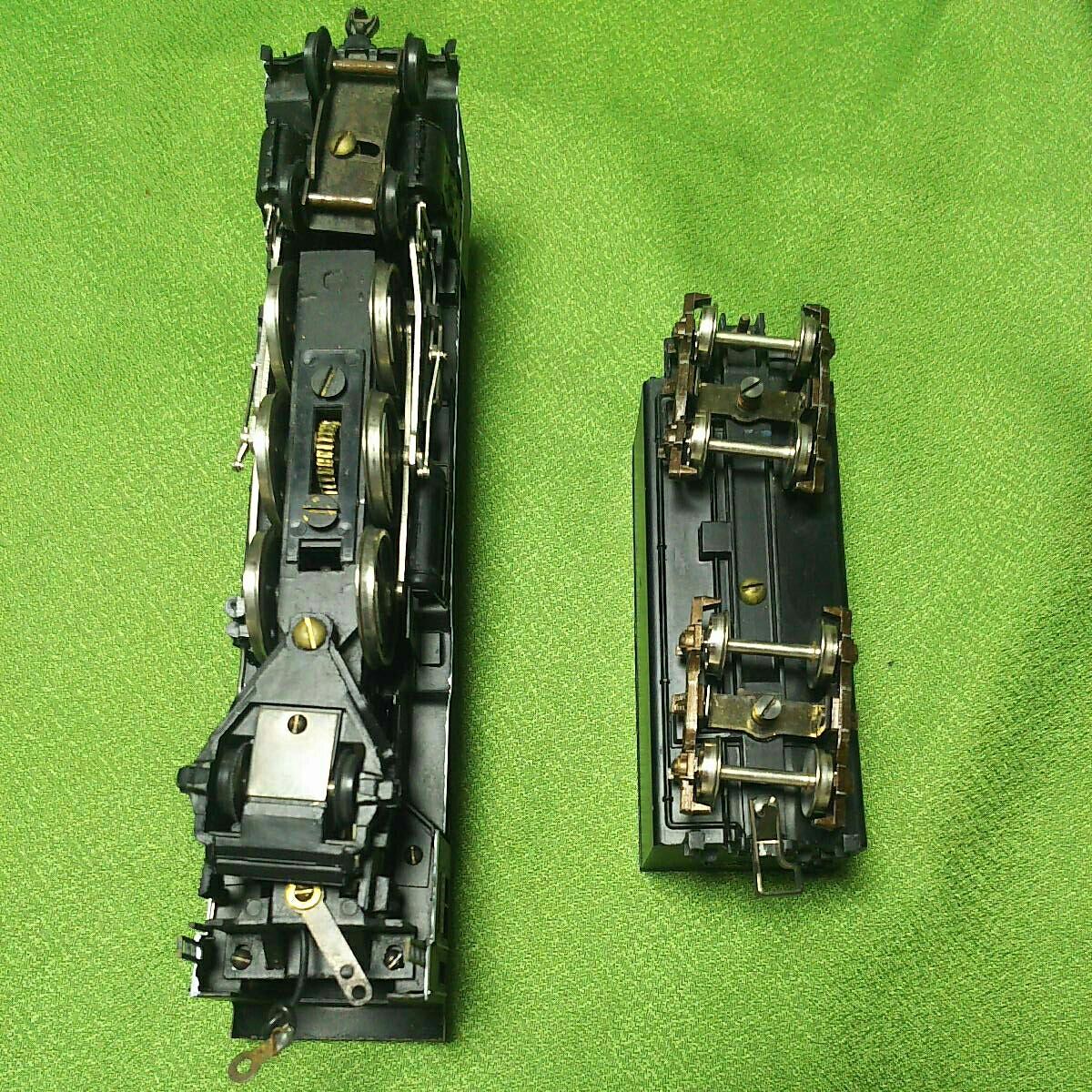 【一円スタート】KTM KATUMI カツミ 形式C59 蒸気機関車 HOゲージ 鉄道模型 ジャンク_画像8