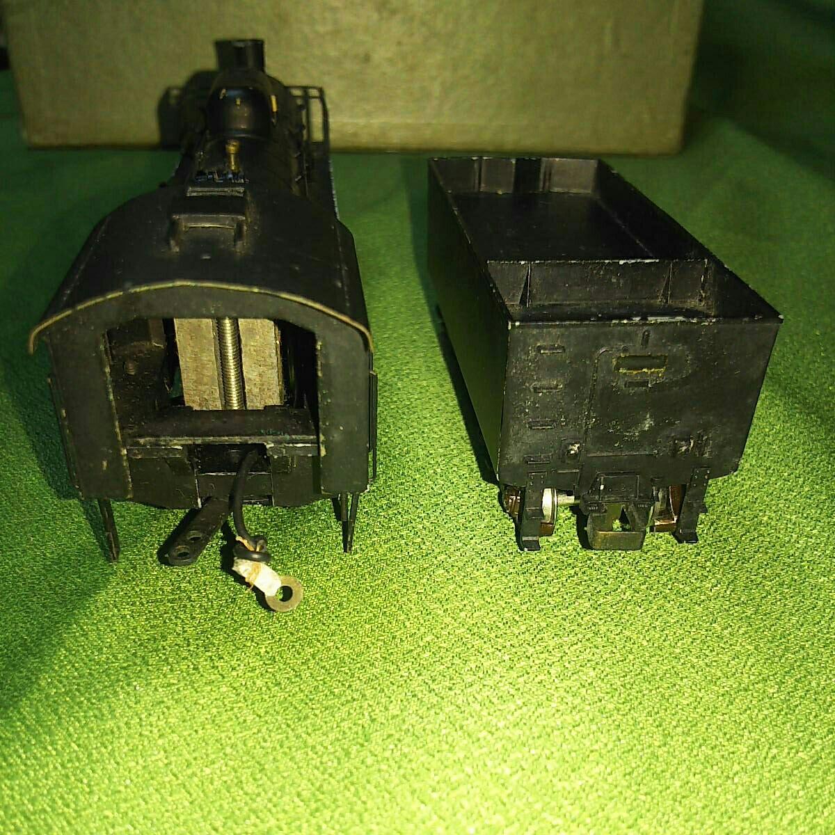 【一円スタート】KTM KATUMI カツミ 形式C59 蒸気機関車 HOゲージ 鉄道模型 ジャンク_画像3