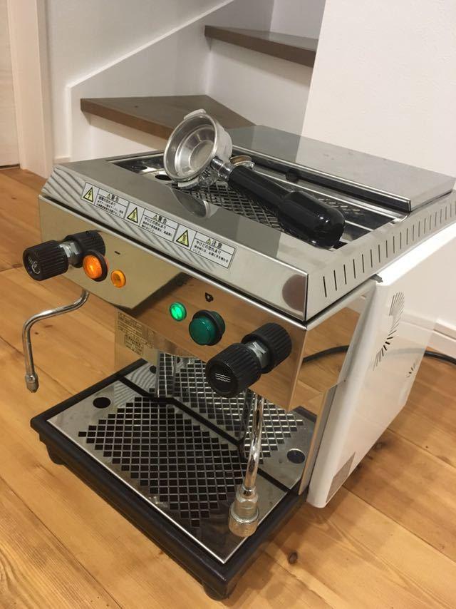 動作確認済 Bezzera ベゼラ BZ99S エスプレッソマシン コーヒー バリスタ 焙煎 ラテアート_画像2
