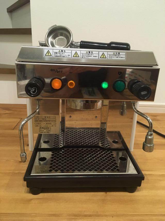 動作確認済 Bezzera ベゼラ BZ99S エスプレッソマシン コーヒー バリスタ 焙煎 ラテアート