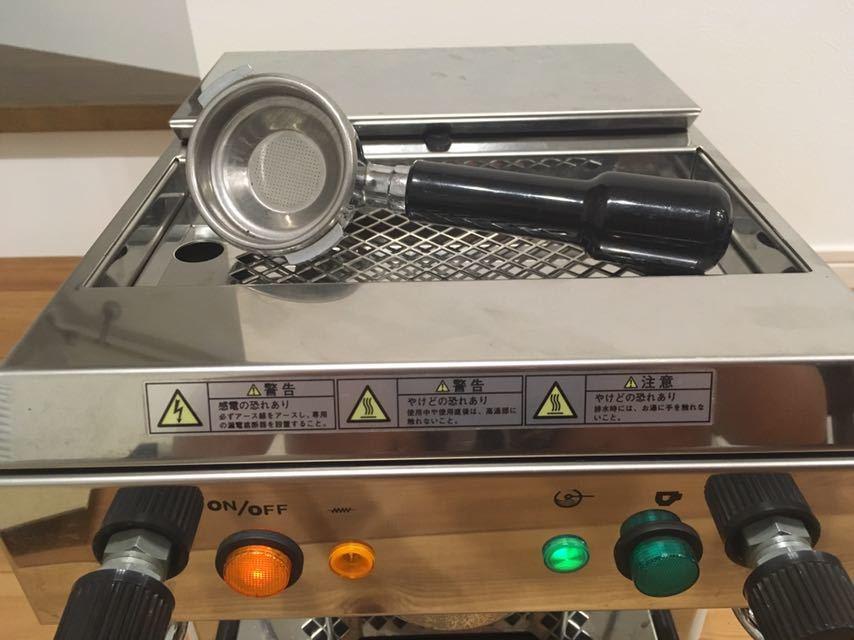 動作確認済 Bezzera ベゼラ BZ99S エスプレッソマシン コーヒー バリスタ 焙煎 ラテアート_画像3