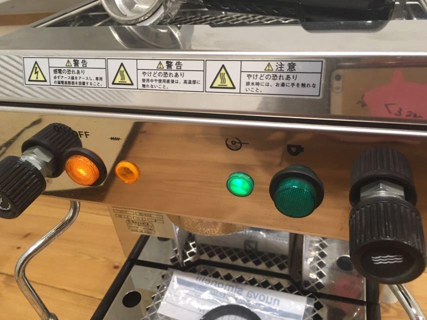 動作確認済 Bezzera ベゼラ BZ99S エスプレッソマシン コーヒー バリスタ 焙煎 ラテアート_画像5