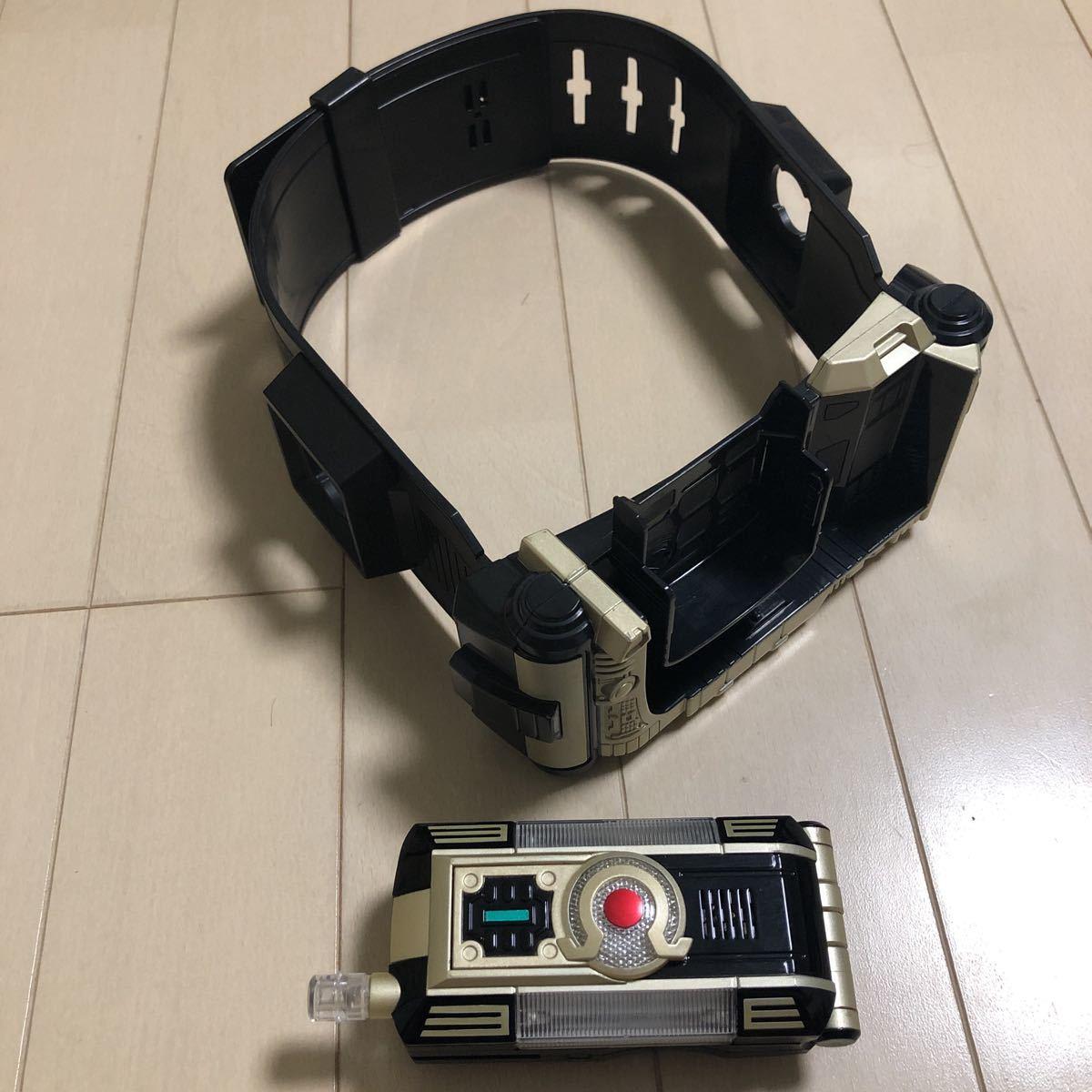 仮面ライダーファイズ 変身ベルト DXオーガドライバー トイザらス限定 555 バンダイ_画像2