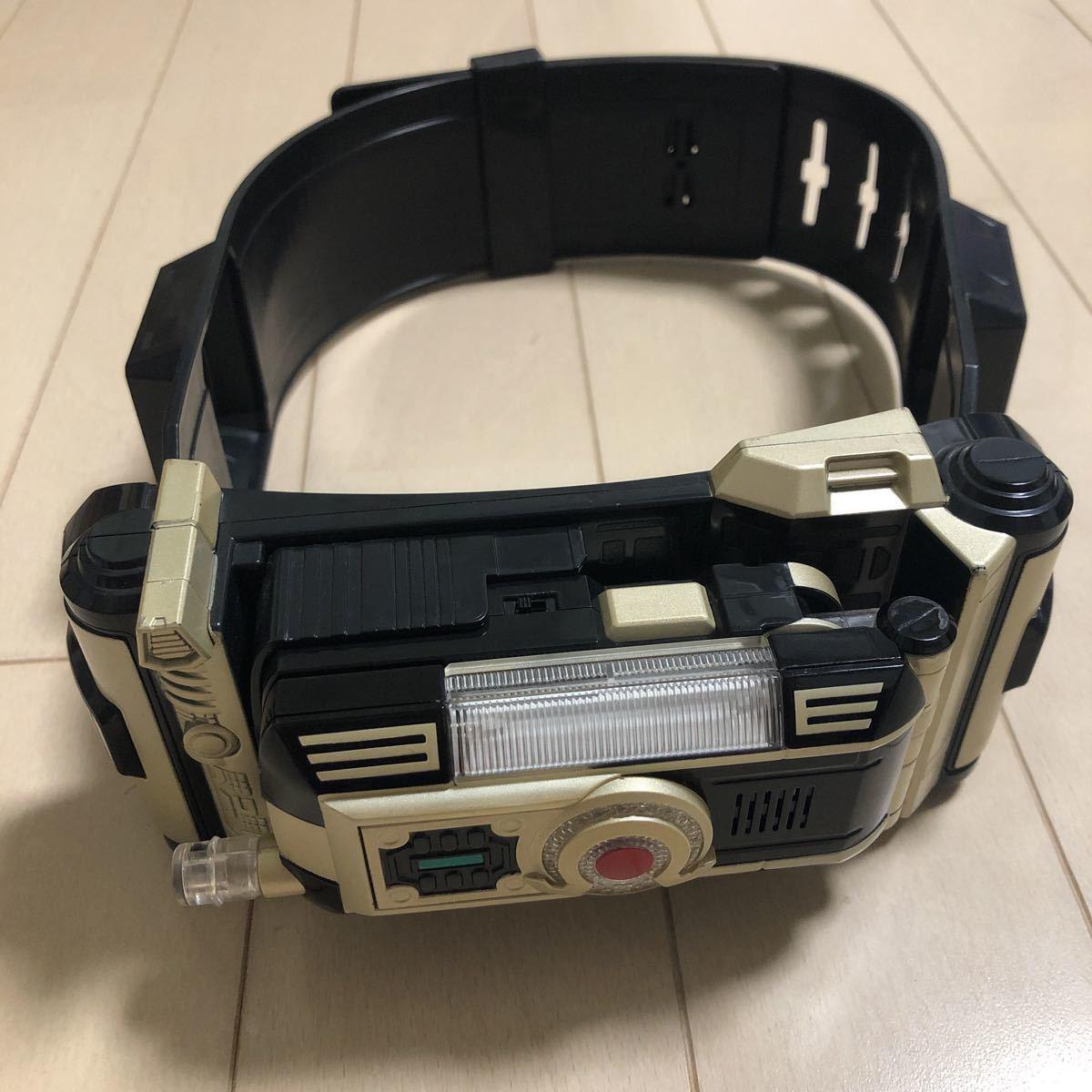 仮面ライダーファイズ 変身ベルト DXオーガドライバー トイザらス限定 555 バンダイ_画像1