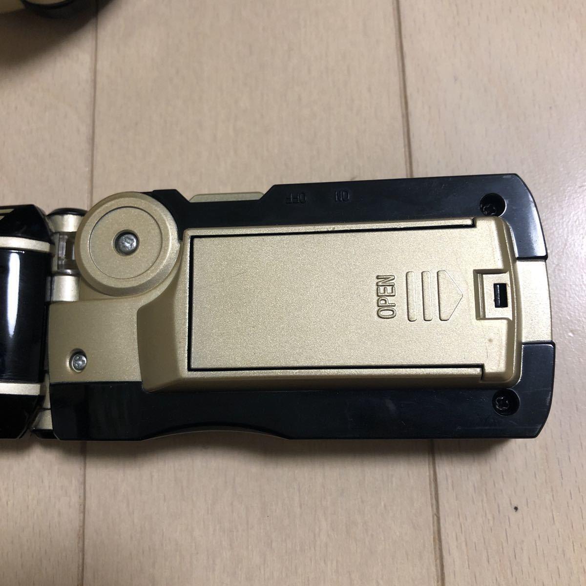 仮面ライダーファイズ 変身ベルト DXオーガドライバー トイザらス限定 555 バンダイ_画像9