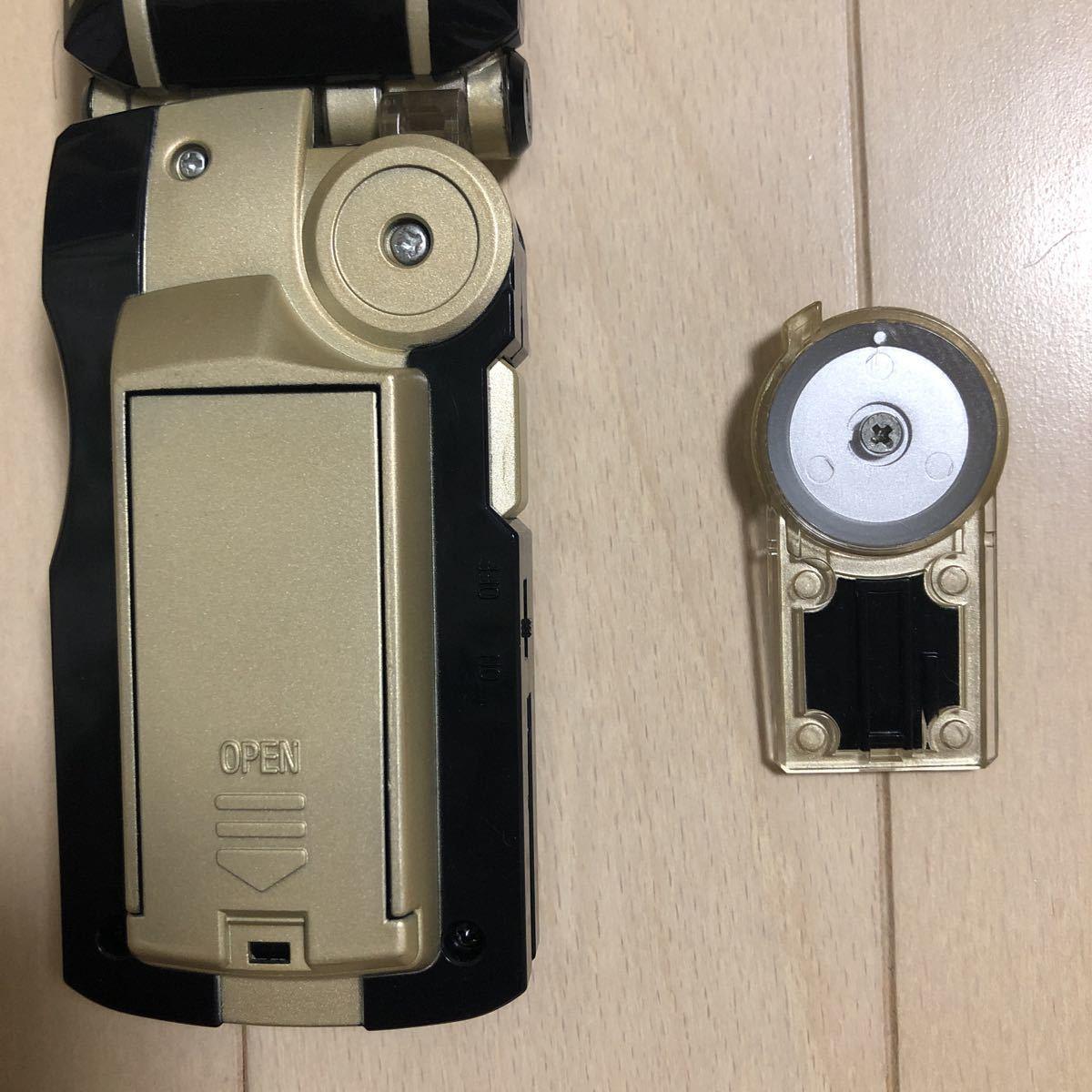 仮面ライダーファイズ 変身ベルト DXオーガドライバー トイザらス限定 555 バンダイ_画像10